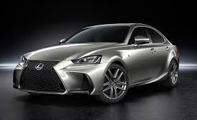 precios de lexus en usa 2017 lexus is sedan photos and info u2013 news u2013 car and driver