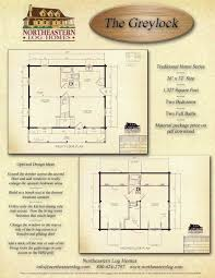 traditional log home series