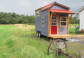 chalet houses the duck chalet 170 sq ft tiny house built on a trailer