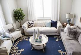 blue and gray living room blue gray living room reveal house of jade interiors blog