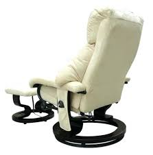 vibrating recliner massage chair s heated vibrating pu leather