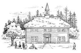 Residential Blueprints Second Maplewood Multnomah Historical Association