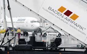 Karlsruhe Baden Nachrichten Regional Baden Airpark Nicht Von Air Berlin Ausfällen