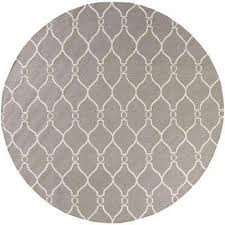 Jill Rosenwald Rugs Round 7 U0027 And Larger Flat Woven Area Rugs Rugs The Home Depot