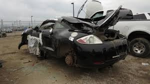 mitsubishi galant 2015 interior junkyard find 2006 mitsubishi eclipse the truth about cars