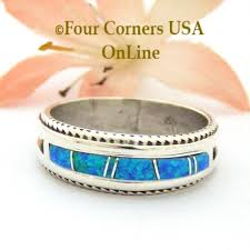 Turquoise Wedding Rings by Engagement Wedding Ring Sets Navajo Wedding Rings Four Corners
