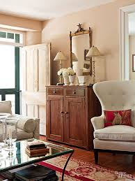 small space dos and don u0027ts extra storage vignettes and console