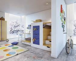 Kidroom by Cool Kids Room Designs From The Ukraine Based Design Firm Da