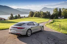 Porsche Panamera Redesign - 2017 porsche panamera turbo review gtspirit