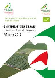 chambre d agriculture 77 agriculture biologique