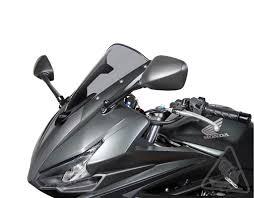 honda cbr500r mra motorcycle windshield for honda cbr500r u002716 u002717 r racing