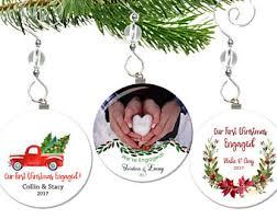 engagement ornament etsy uk