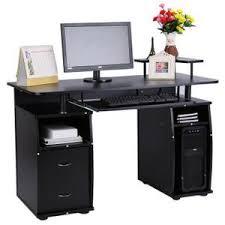 bureau d ordinateur pas cher bureau informatique avec etageres achat vente bureau