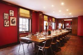 London Home Interiors Private Dining Rooms London Artistic Color Decor Contemporary To