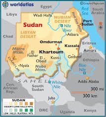 africa map khartoum khartoum and omdurman sudan city gallery skyscrapercity
