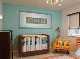 Decorating Idea by Nursery Decorating Ideas Hgtv