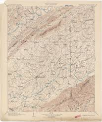 Map Of Tennessee And North Carolina by