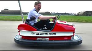 world u0027s fastest bumper car 600cc 100bhp but how fast youtube