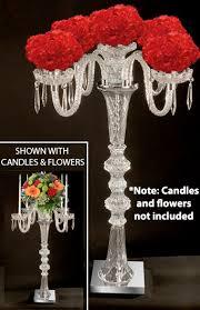 Crystal Chandelier Centerpiece Candelabras U0026 Centerpieces Chandelier Chandeliers Crystal