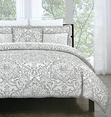 Damask Print Comforter Antique Bedding Sets