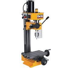 clarke cmd10 micro milling drilling machine machine mart