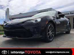 new 2017 toyota 86 2 door car in lethbridge 7gt0735 lethbridge