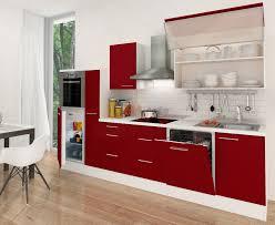 K Henzeile Mit Hochbackofen Küchenzeile Mit Elektrogeräten Und Geschirrspüler K Chenzeile Mit