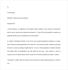 bunch ideas of sample follow up letter after phone interview in