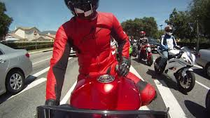 sport bike leathers go pro hero a rider in 1 piece alpinestars red leather suit