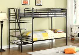 Twin Metal Loft Bed With Desk Bedroom Splendid Image Of Furniture For Shared Kid Bedroom