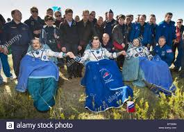 canadian space agency expedition 35 commander chris hadfield left