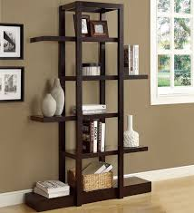 24 Inch Bookshelf Bookshelf Free Standing Shelving 2017 Design Ideas Fascinating