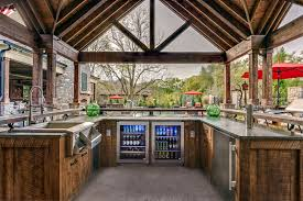 outdoor kitchens pictures gas grills