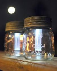 jar solar lights