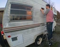 roof girly caravan design wonderful caravan roof sealant spa