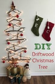 diy driftwood christmas tree a twist on christmas decor