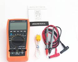 amazon com signstek vc99 3 6 7 lcd manual auto digital multimeter