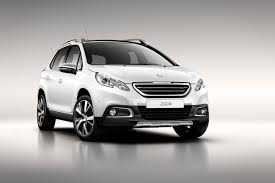 peugeot all models 2013 peugeot 2008 crossover uk price 12 995