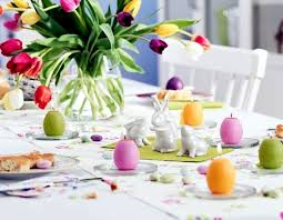 easter table decorations 25 ideas for adorable easter table decorations a visual treat