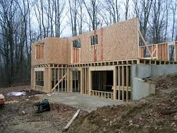 daylight basement homes daylight basement house plans walkout luxury for ut