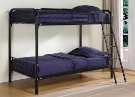 Take Advantage Of Metal Frame Bunk Beds Modern Bunk Beds Design - Metal bunk bed ladder