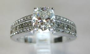 Custom Wedding Rings by Custom Engagement Rings Atlanta Top Rate Diamonds