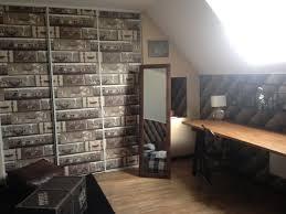 plan de bureau en bois chambre explorateur photo 1 1 bureau avec plan de travail et