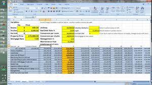 Property Spreadsheet How To Use Hmo Daddy Spreadsheet Youtube