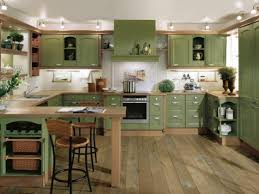 green kitchen ideas spectacular kitchens with green cabinets for home decoration ideas