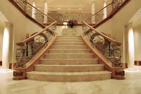 Handrail For Two Steps Stairs Stunning Stair Balusters Stair Balusters Wrought Iron