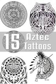 meanings of aztec tattoos piercings and