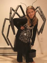 diy easy spider halloween costume how tos diy