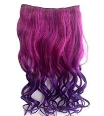 pink hair extensions cjeslna fashion two tone curl curly wavy