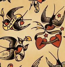 19 best sailor jerry swallow tattoo designs images on pinterest